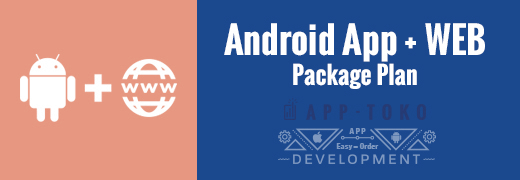 Android + WEB Package Plan(Monthly)
